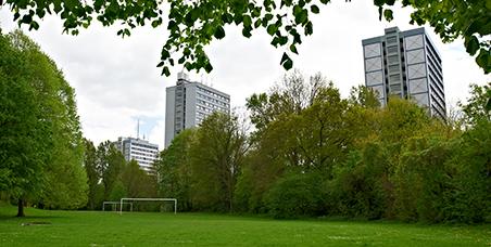 Residence Halls - Studentenwerk Aachen